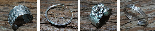 Fine Silver Bracelets