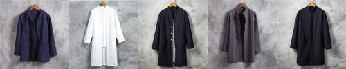 Zen Style Long Coat