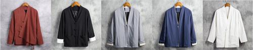 Zen Style Jacket