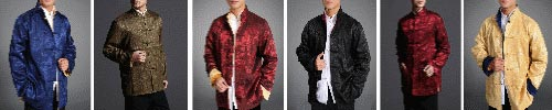 Dragon Kungfu Jacket