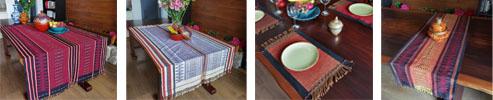 Ahka Handwoven Tapestry