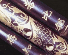 Hand Carve Dragon Hulusi